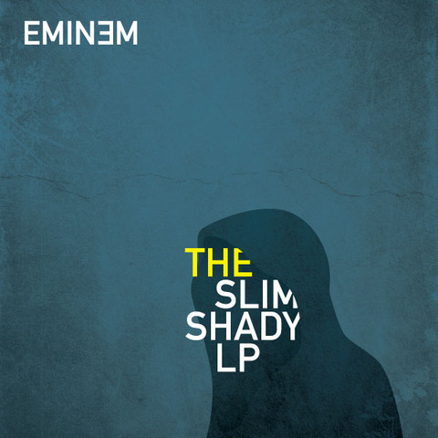 releated the slim shady LP