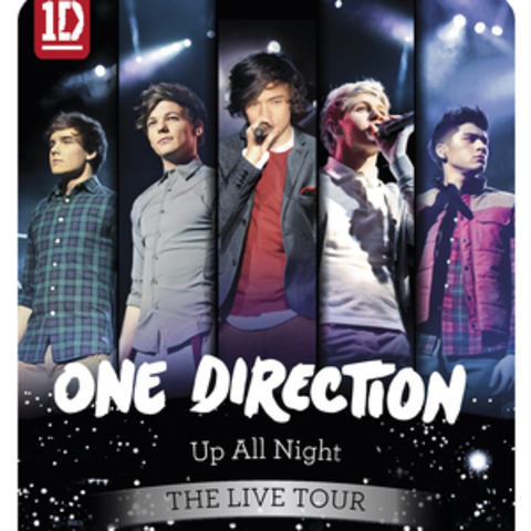 Up All Night Live Tour DVD