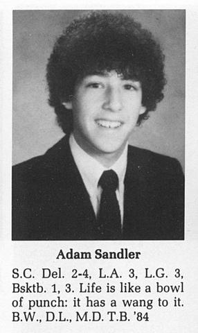 Adam Graduated High School