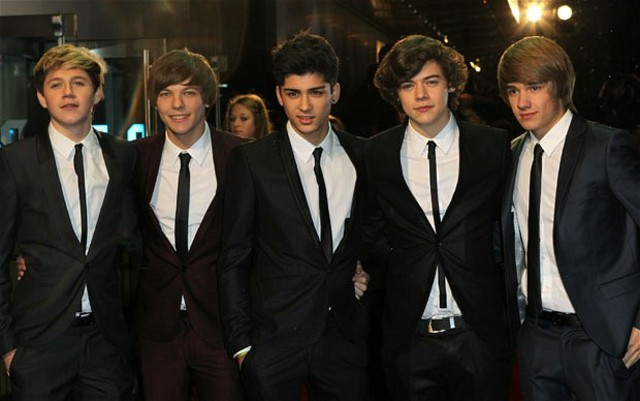 One Direction was born!