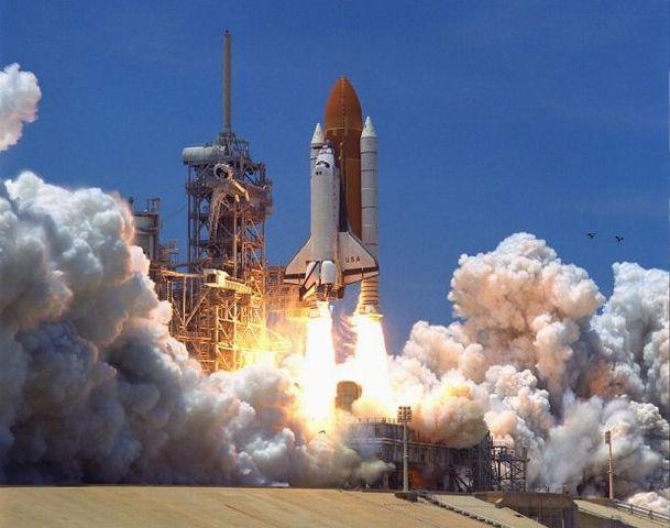 First reusable spacecraft