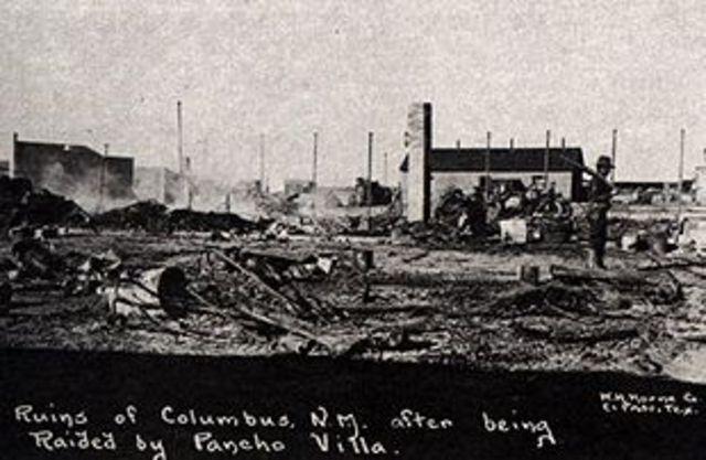 Pancho villa's Raid on Columbus