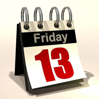 Days of Friday the 13th timeline