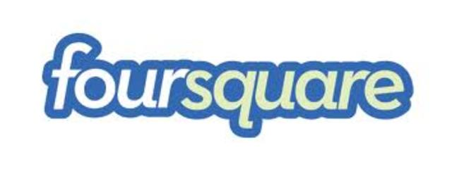 Foursquare is launched