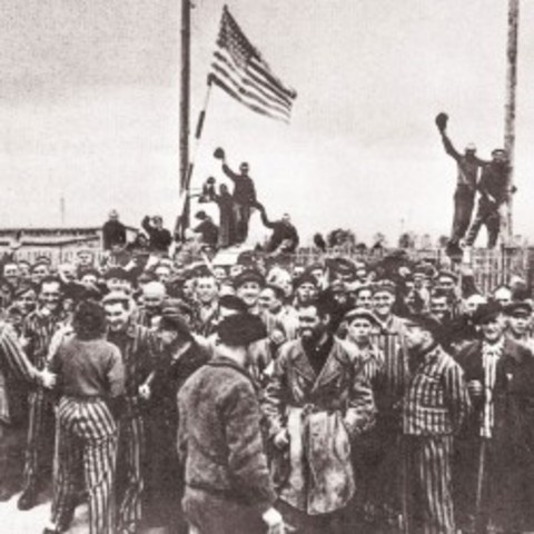 Auschwitz liberated by Soviet troops
