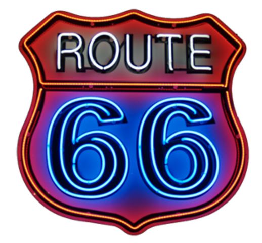 Route 66 Completed