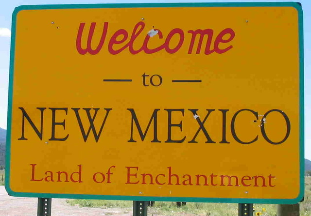 """""""Land of Enchantment"""" Coined"""