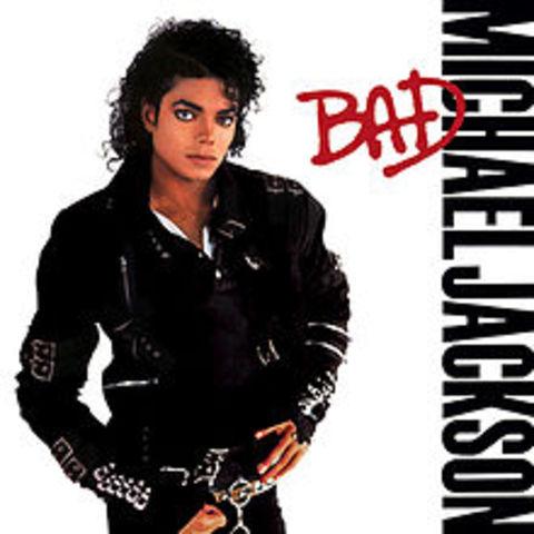 """Album """"Bad"""" Released"""