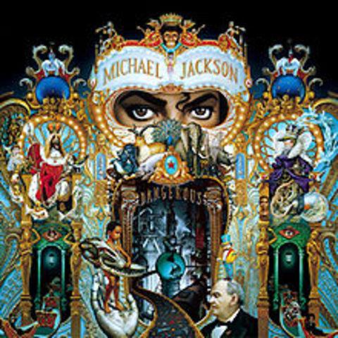 """Album """"Dangerous"""" Released"""