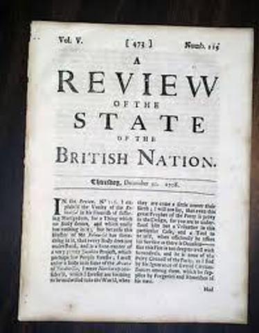 First Modern Magazine