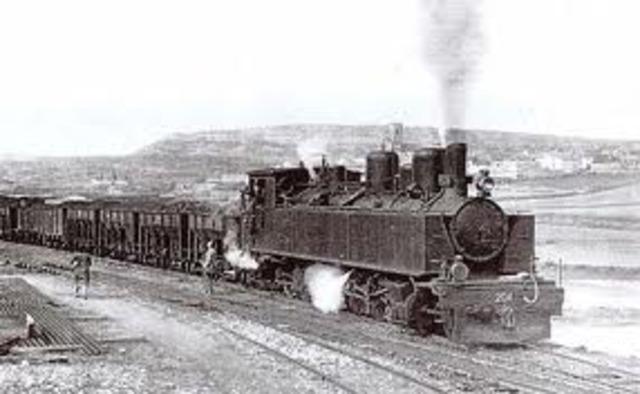 Contruccion de ferrocarriles