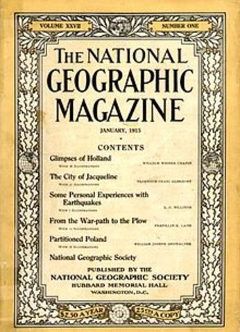 National Geographic created