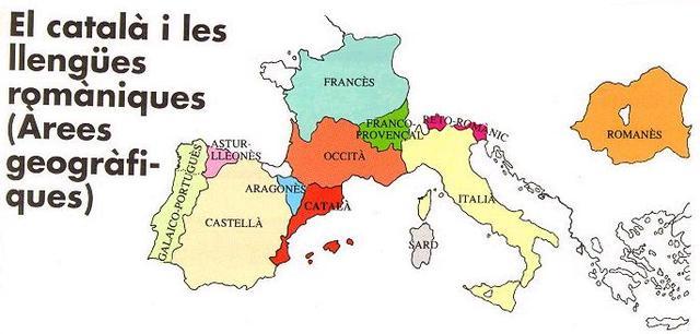 Naixement llengües romàniques