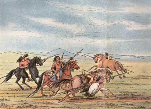 Comanche Attack Taos