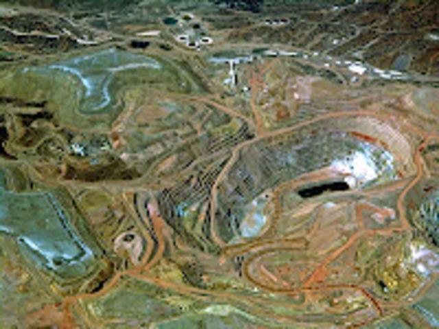 Santa Rita Mine