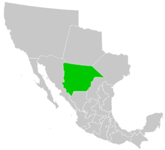 Formation of Estado Interno del Norte