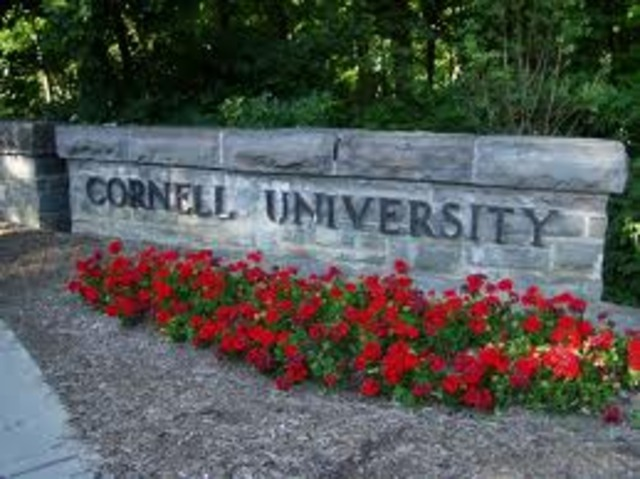Conference at Cornell