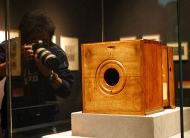Large Transportable Camera Obscura