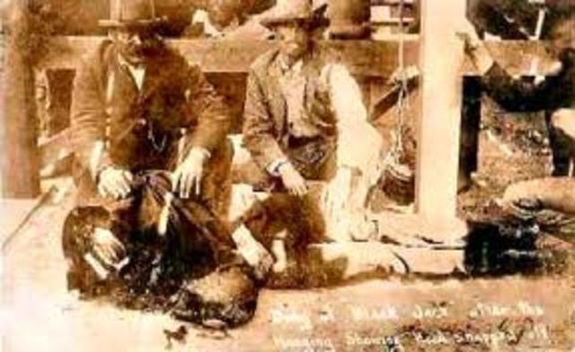 Tom Ketchum Executed