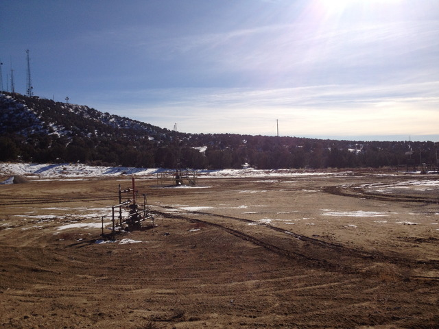 Oil is discovered in northwest New Mexico