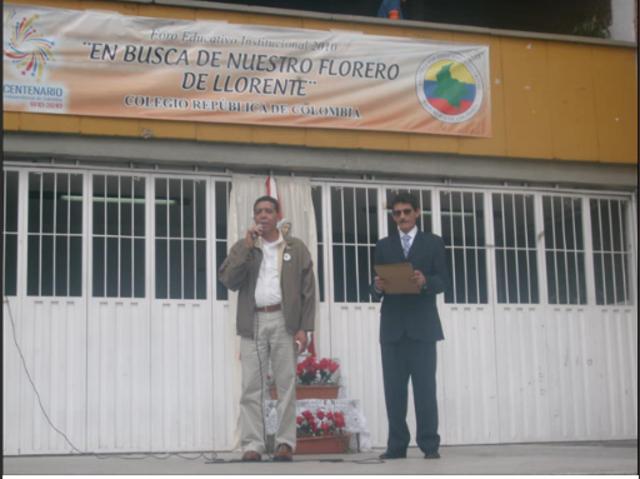 FORO INSTITUCIONAL 2011