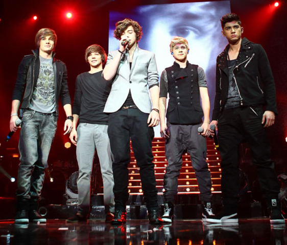 One direction annouces they are coming to North America