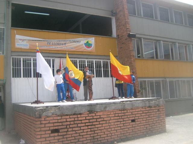INAUGURACIÓN DE LOS DEPORTES 2011