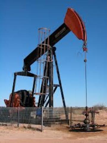 oil in new mexico