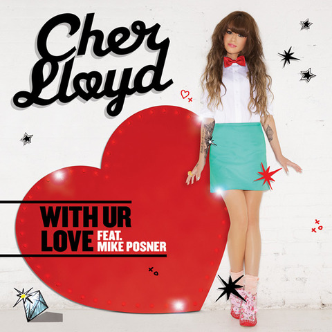 With Ur Love music video released