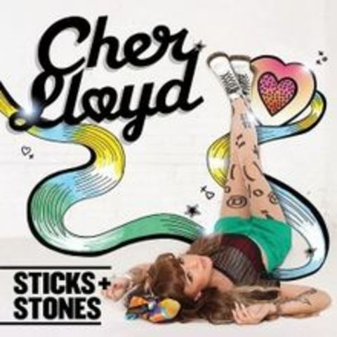 Cher's debut album Sticks And Stones released