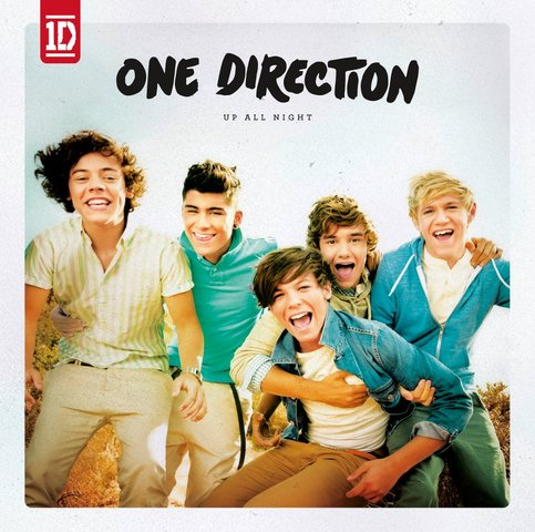 """One direction releses their first album """"Up All Night"""