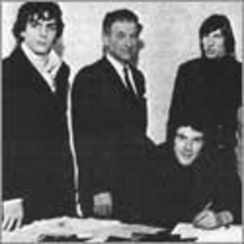 First Album with Pink Floyd
