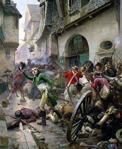 War in the Vendee
