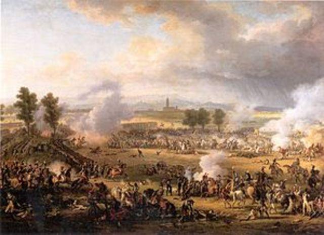 Louis XVI tries to flee France