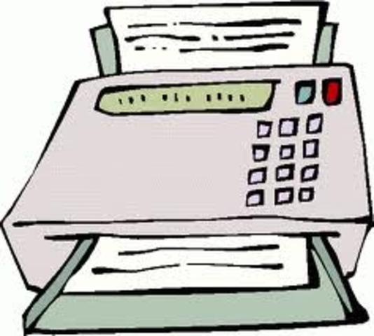 Semi-Portable Fax Machine is Created