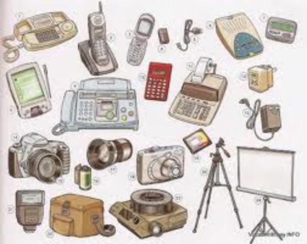 First Portable Fax Machine