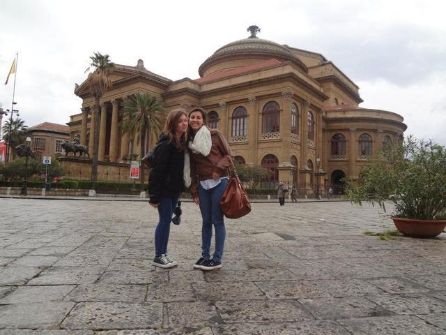 Julia e Alice, Teatro Massimo