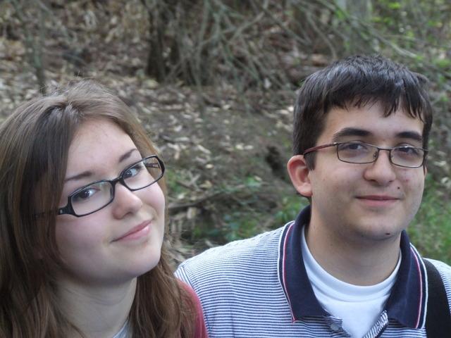 Julia e Stefano