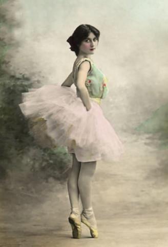Ballet became very elegant and graceful.