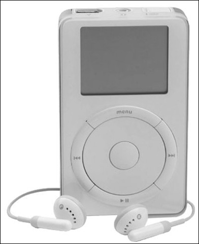 An iPod can store 1,000 songs