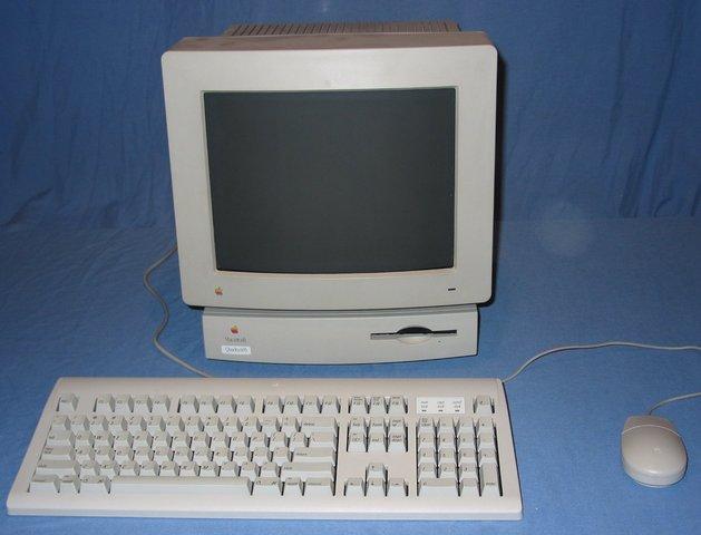 P: Macintosh Quadra 605