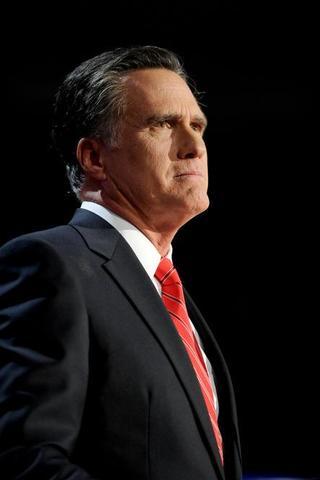 Romney bummert