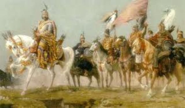 Invasió musulmana a la península