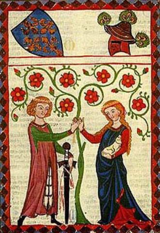 Mort el trobador Guillem de Cabestany