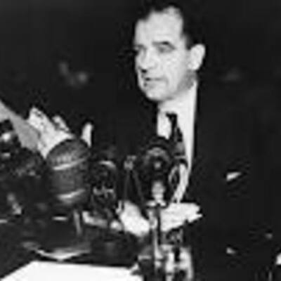 Senator Joseph McCarty timeline