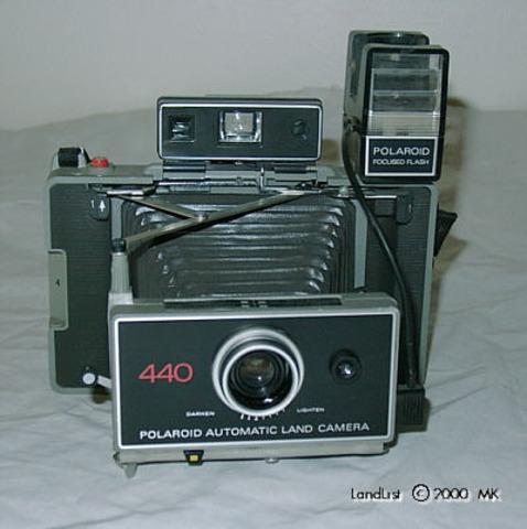 400-series Packfilm Land Camera