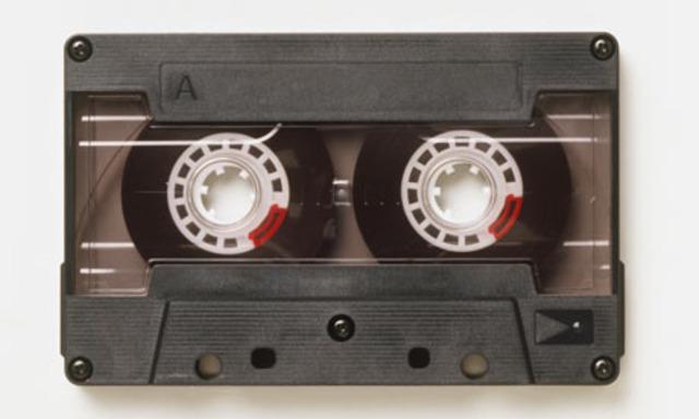 cassett tapes
