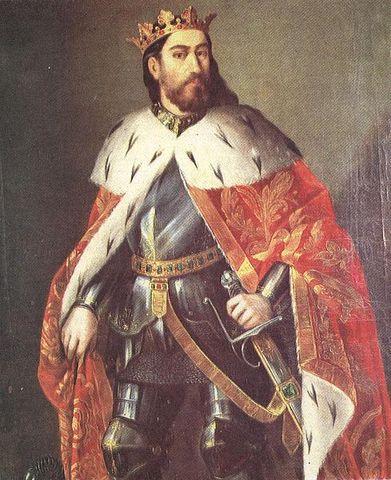 Jaume I acaba la seva Crònica