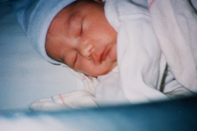 Day I was born