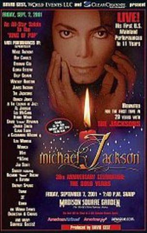 Michael's Concert